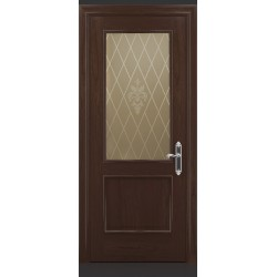 RADA Межкомнатные двери Валенсия ДО1 Табако тангенс (св)