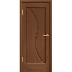 RADA Межкомнатные двери Лилия ДГ Темный орех