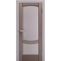 Европан Межкомнатные двери Ницца 1 LEGNO MARRONE