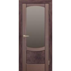 Европан Межкомнатные двери Ницца 2 ROSSO LEGNO