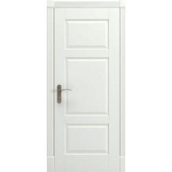 Европан Межкомнатные двери Нью-Йорк 1 CPL RAL 9010