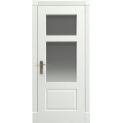 Европан Межкомнатные двери Нью-Йорк 2 CPL RAL 9010