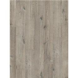 Виниловая плитка Quick Step LIVYN Pulse Click PUCL40106 Дуб хлопковый темно-серый