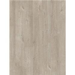 Виниловая плитка Quick Step LIVYN Pulse Click PUCL40105 Дуб хлопковый светло-серый