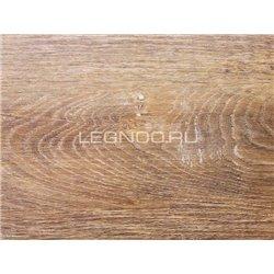 Плитка ПВХ VINILAM Гибрид+пробка 6,5 мм Дуб Брюгге 10-017