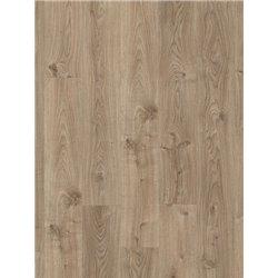 Плитка ПВХ Quick Step Balance Glue+ Дуб коттедж серо-коричневый BAGP40026