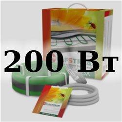 Теплый пол 2-ух жильный GULFSTREAM 20КГС2-200