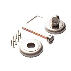 Завертка Tixx BK 04 SN/NP никель матовый/никель блестящий