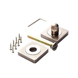 Завертка Tixx BK 05 SN/NP никель матовый/никель блестящий