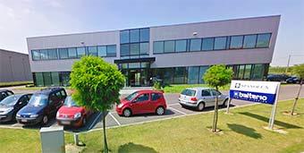 Завод Balterio в Бельгии